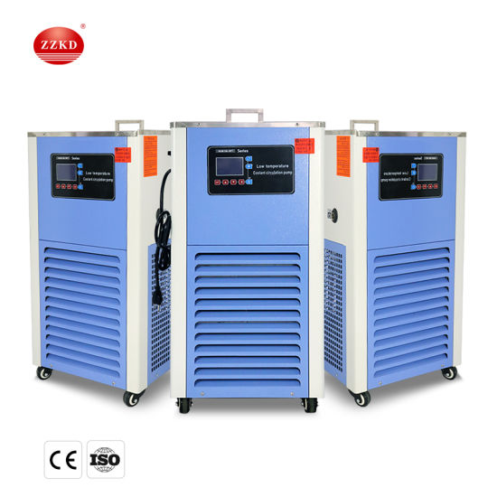 Industrial Low Temperature Pump Various Size Cryogenic Circulating Cooling Water Chiller Refrigeration