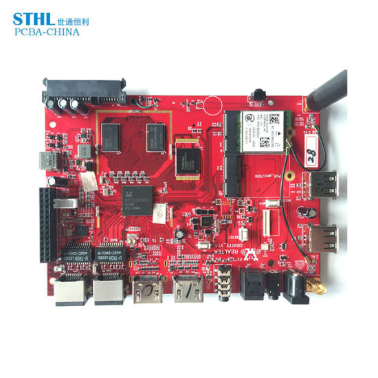 Custom Printed Circuit Board Factory PCBA Assembly PCB Manufacture
