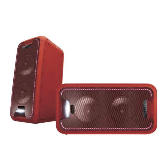 """Bt-5212 High-Power Home Audio System with Bluetooth 120W Dual 5.25"""" Inch Woofer OEM Guangzhou for Party"""