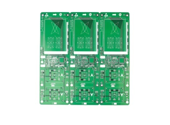 Multi-Layer Electronic Fr4 PCB Impedance Controlled Printed Circuit Board with RoHS