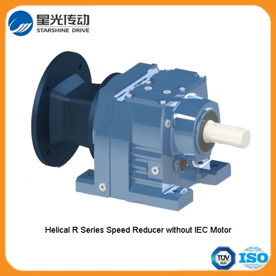 Sew Eurodrive R Series Helical Gearbox Without IEC Motor