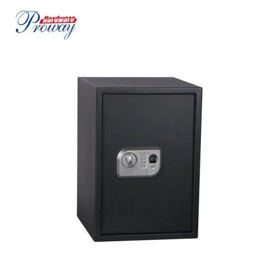 Large Fingerprint Safe Box for Home or Business Use