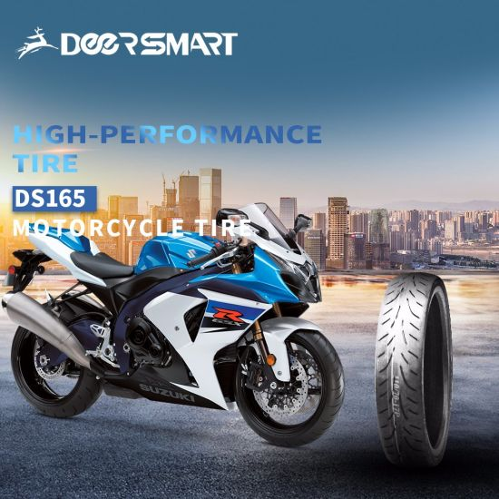 20 Years Factory Professional All Terrain Motorcycle/Motor/Motorbike Tubeless High Performance Rubber Tire/Tyre for Ameri European Markets Ds165 150/60-17