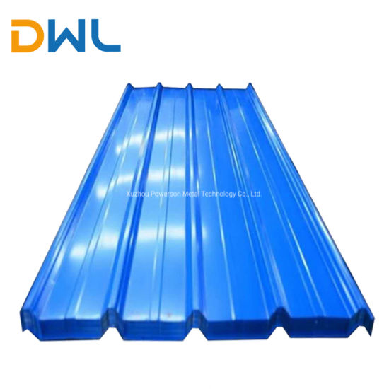 China Prepainted Trapezoidal Roofing Sheet Color Coated Metal Roofing Shingles China Sheet Metal Roofing Shingles Sheet Metal Roofing