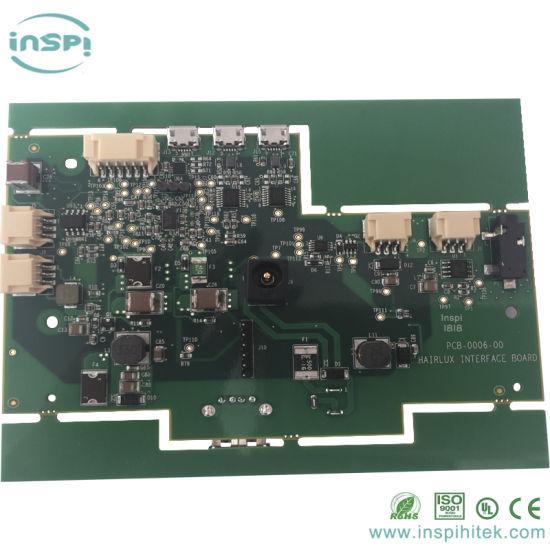 PCBA Assembly Motherboard Bitcoin ATM Turnkey Service Interface Mainboard Cirucit Board Assembly, Bluetooth Headset PCB Board PCBA