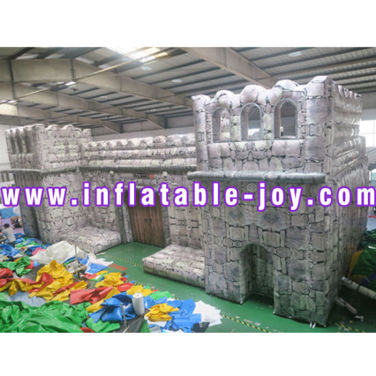 Inflatable Stick Wall/Attractive Inflatable Sport Games/Durable Inflatable Stick Wall/Inflatable Sticky Wall Game pictures & photos
