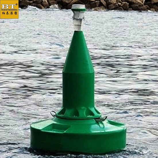 Red Green 1 8 Meters Boating Markers And Buoys With Top Marks Fb1800p