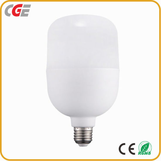 LED Indoor Lighting 5 to 50watt AC110/220V Bulb Plastic E27/B22 Energy Saving Lamp pictures & photos