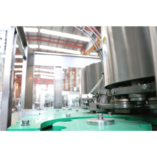 24 Heads 15000cph Strawberry Pineapple Water Carbonated Drink Juice Aluminum Can Canning Machine
