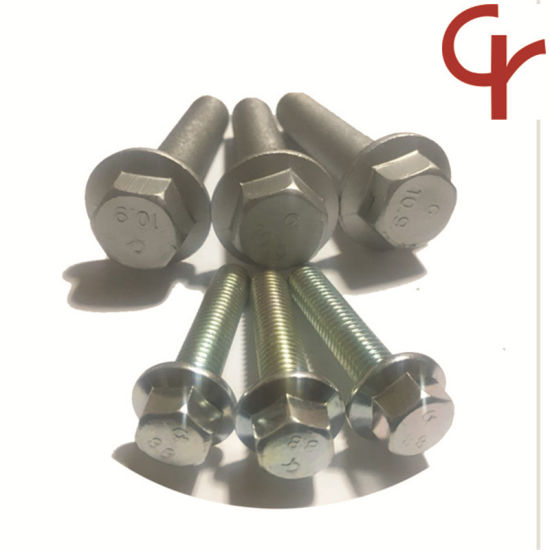 Flat Head Socket Cap Screw Allen Key Bolts 12.9 Grade High Tensile M6 M8 M10