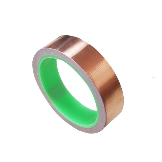 Bomei Brand Reinforced Acrylic Adhesive Copper Foil Tape for Soldering pictures & photos