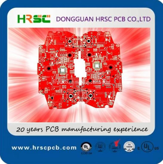 Printed Wiring Electronics PCB Board Assembly 5630 LEDs in Panel Light pictures & photos