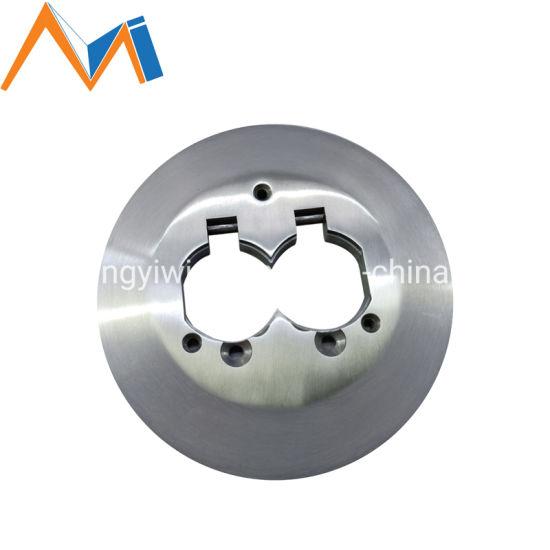High Machining Accuracy Aluminum Alloy Crafts Decoration Base