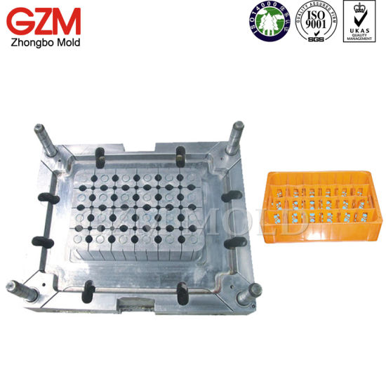 Top Sell Carbonated Drinks Box Plastic Mold