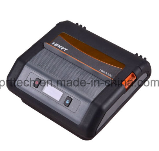 China 3 Inch Mobile Printers Hm-A300 Support Ios/ Android