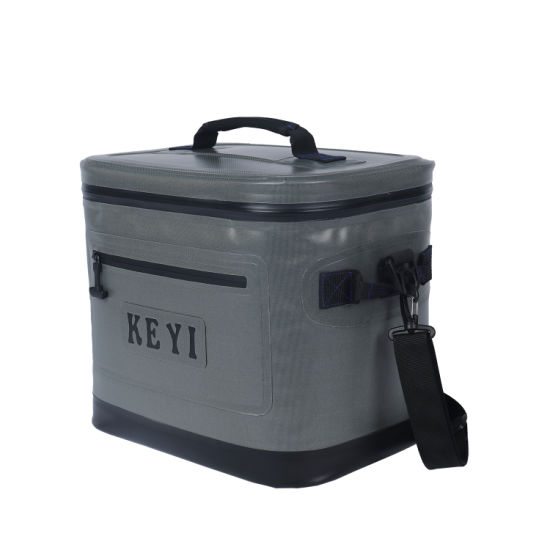 Nylon 600d Material Customized Logo Cooler Bag Backpack Camping