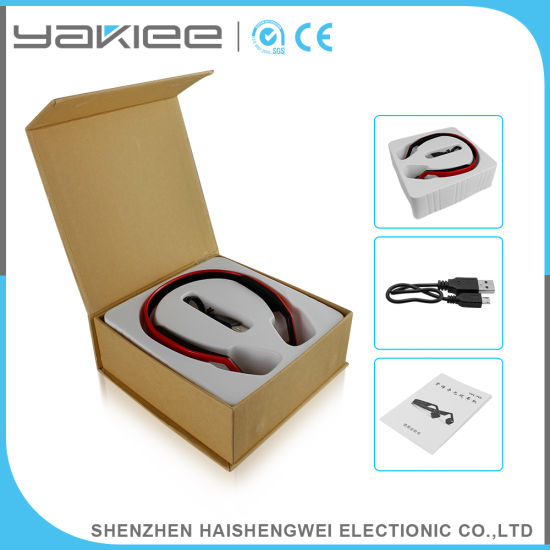 High Sensitive Bone Conduction Bluetooth Headset Wireless Headphone pictures & photos