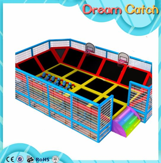 Trampoline for Amusement Park with Ce Approved pictures & photos