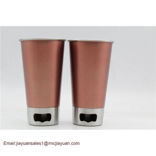 Factory Sale Various 400ml Stainless Steel Portable Water Cup Wholesale pictures & photos
