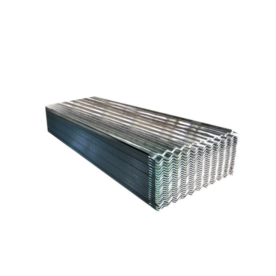 Hot Dipped Galvanized Corrugated Gi Roofing Steel Sheet