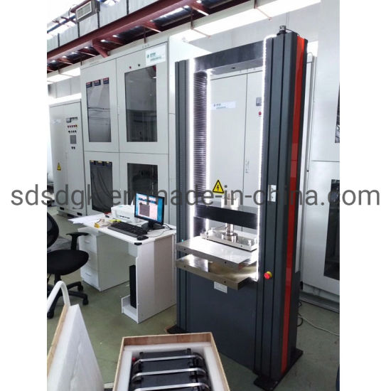 10kn 20kn 50kn 100kn 200kn 300kn 600kn Computer Controlled Full Automatic Universal Materials Testing Machine/Machinery/Tester/Instrument/Equipment