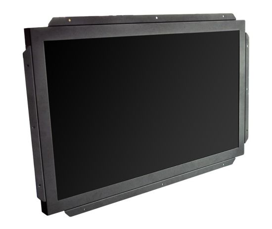 China 32 Inch Anti Vandalism Touch Screen Open Frame Monitor for ...