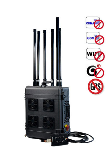 Powerfull Cell Phone Signal Jammer GPS / GSM Jammer pictures & photos