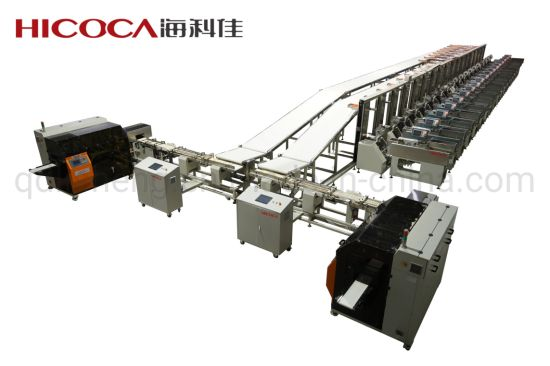 Automatic Bundling M-Shape Bags Noodle & Spaghetti Packing Machine