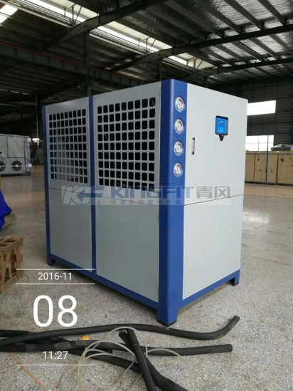 Ce Approved 10rt Air Cooled Chiller for Plastic Injection pictures & photos