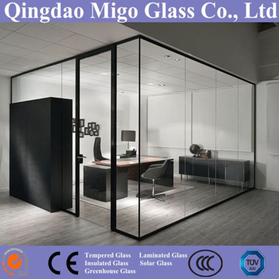 office partition with door. 12mm Flat Clear Tempered Glass Panel For Office Partition Office Partition With Door