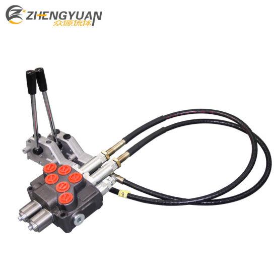 China High Quality Remote Control Zt-L12 Hydraulic Monoblock