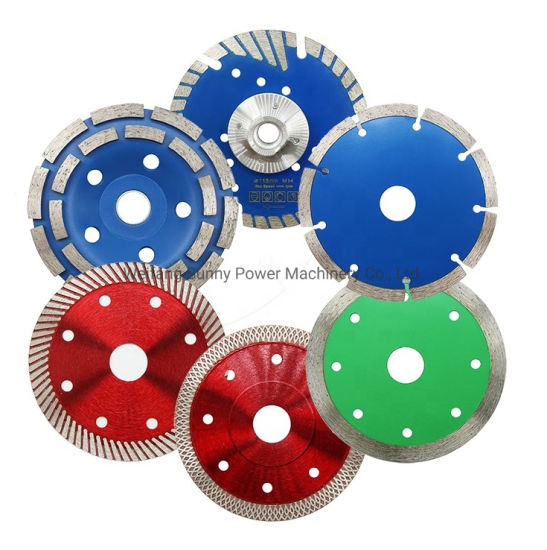 ISO Factory of Diamond Saw Blade for Granite or Marble