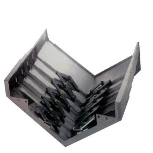 Metal Steel Machine Shield Guideway Protection Cover