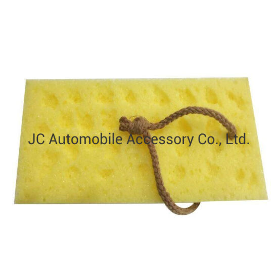 Car Care Tool Coral Cleaning Bath Sponge