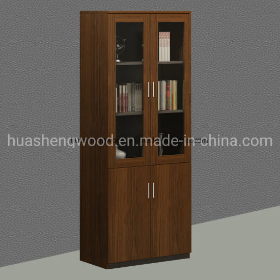 Cheap Price High Quality Glass and Wooden Filing Cabinets
