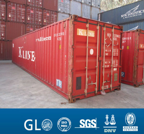 China Manufacturer New 20FT and 40FT Shipping Container with Good Quality pictures & photos