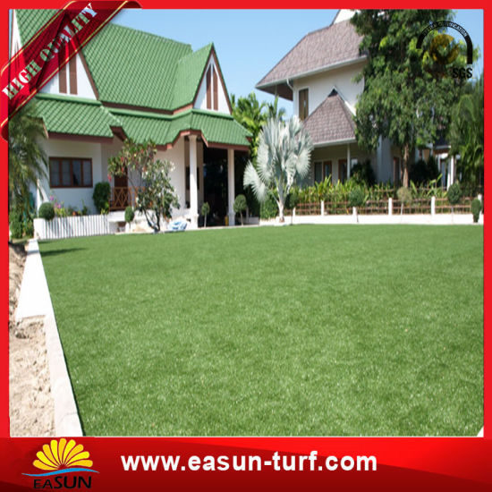 U Shape Landscaping Decorationartificial Grass for Garden pictures & photos