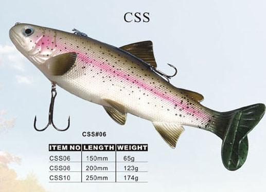 Fishing Lure - Css Series