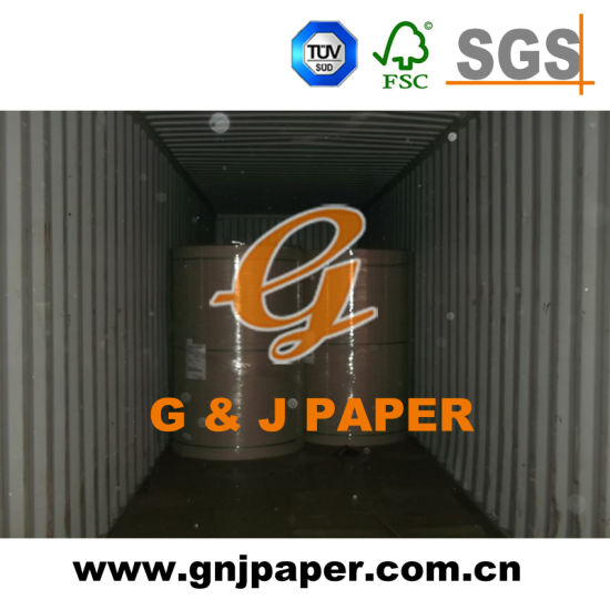 70-200GSM Corrugating Paper Made of Kraft Paper for Box Packing pictures & photos