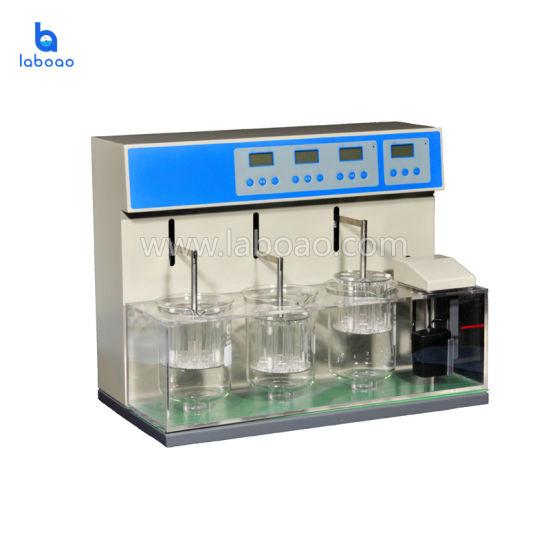 Medical Pharma Testing Equipment Disintegration Tester Apparatus