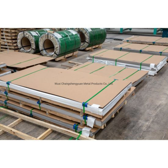 Factory Hot Rolled Ss 321 SS316L Cold Rolled Stainless Steel Sheet
