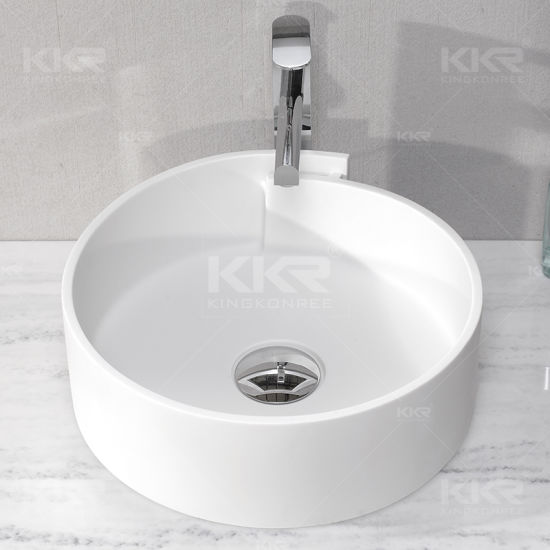 Small Size Wash Hand Basin Countertop Bathroom Sink