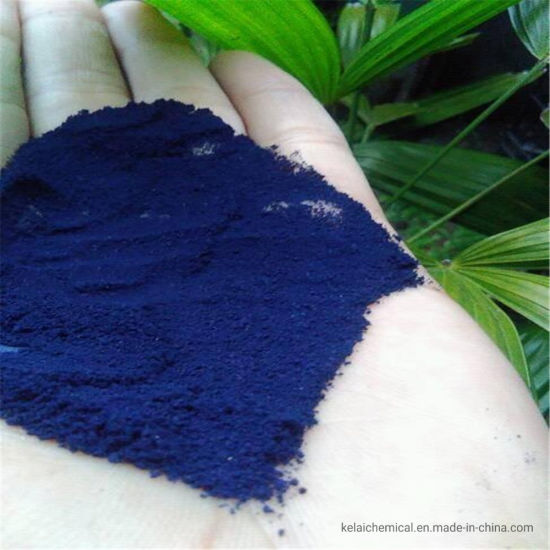 Textile Dye Raw Material Powder Indigo Blue pictures & photos