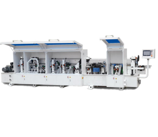 Woodworking MDF Cabinet Banding Machine Automatic Edge/Edging Bander Machine for Sale