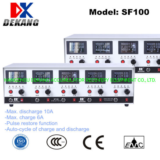 5-Channel Multi-Function Battery Capacity Tester pictures & photos