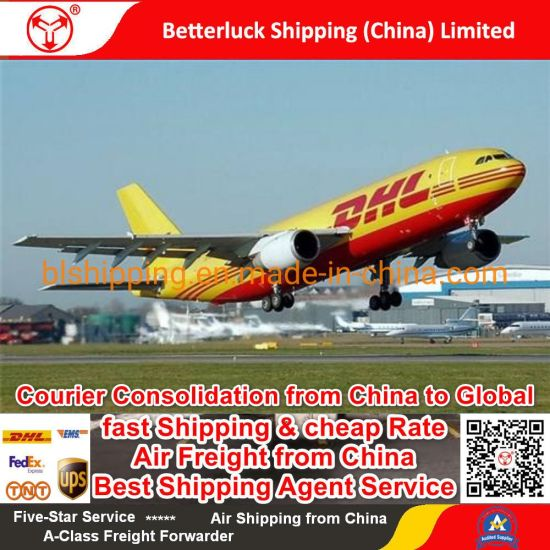 Courier Express from China to Pacific Micronesia Island Door