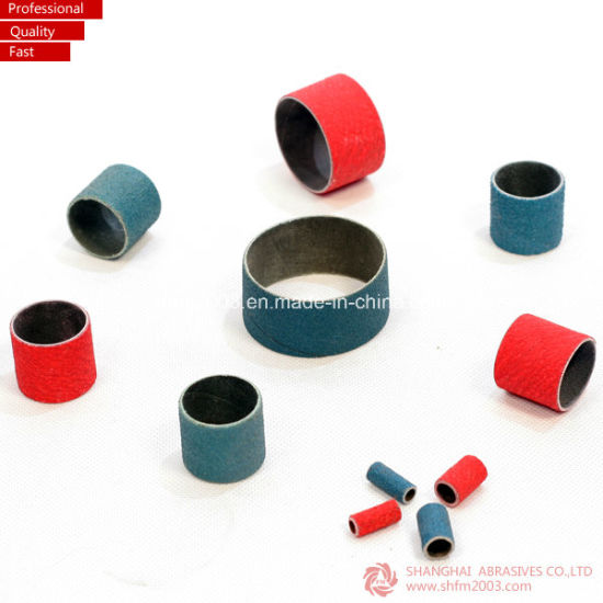 30*30mm, P80 Ceramic & Zirconia Sand Bands for Nail Beauty pictures & photos