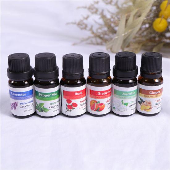 Lavender Oil and Lemon Oil Pure Essential Oil Set 6 PCS/Set