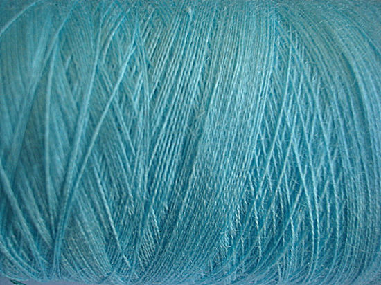 Tencel Ramie Blenched Eco Friendly Fiber Dyed Yarn pictures & photos