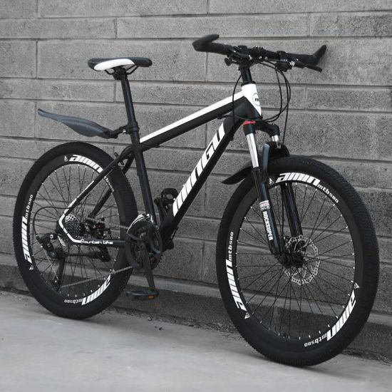 Wholesale MTB Mountain Steel Fiber Mountain Bike pictures & photos